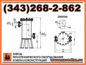 Фильтр ФСЖ 80-80-1.4