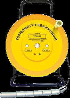 Термометр ТСЭ скважинный